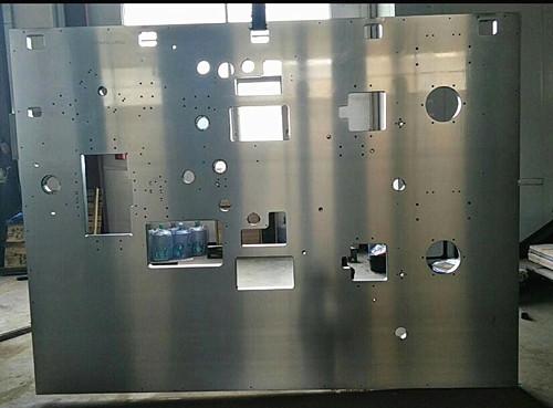 大铁板设备龙门cnc精密零件加工