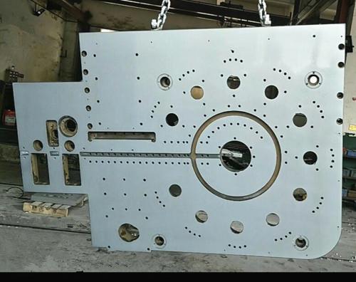 大型铣加工-设备大铝板