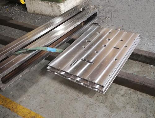 大铝板龙门cnc精密零件加工设备
